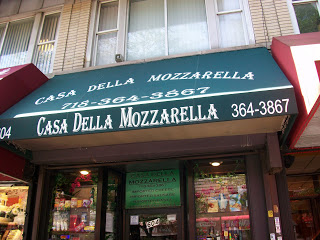 Little Italy – NYC – d'Bronx