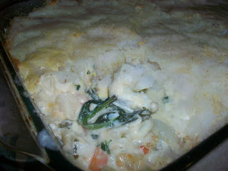Fantastic British Fish Pie Sunday Dinner