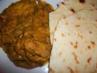 Chicken Pumpkin Curry – Caribbean Style