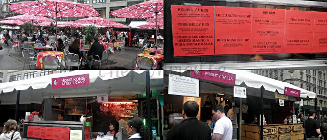 Madison Square Eats 2012