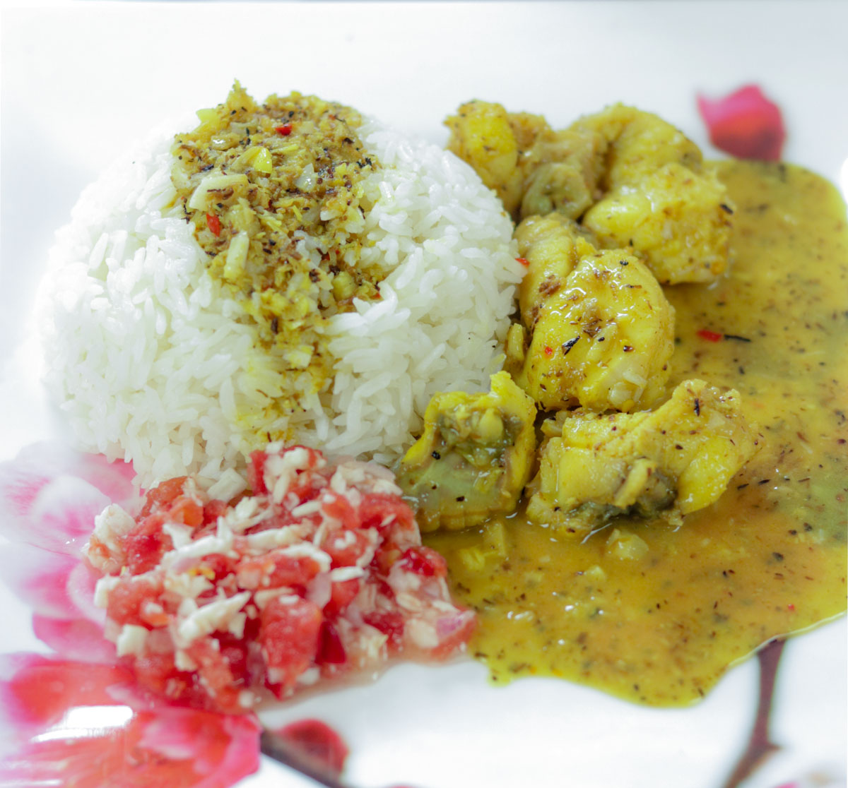 Malaysian Fish Curry Recipe