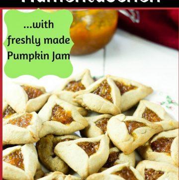 Pumpkin Jam Cookies
