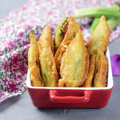 Bhindi Pakora – Indian Gluten Free Okra Fritters