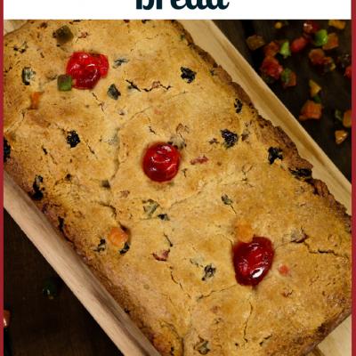 Caribbean Sweet Bread