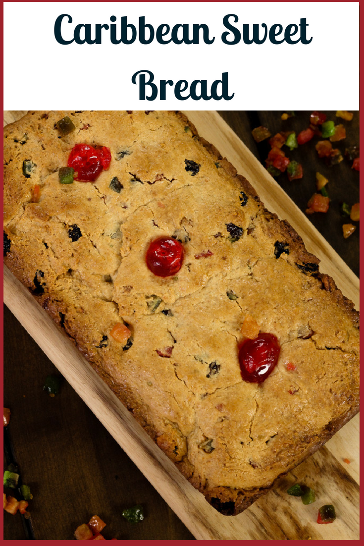 Caribbean Sweet Bread