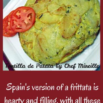 Tortilla de Patata, Spanish Frittata