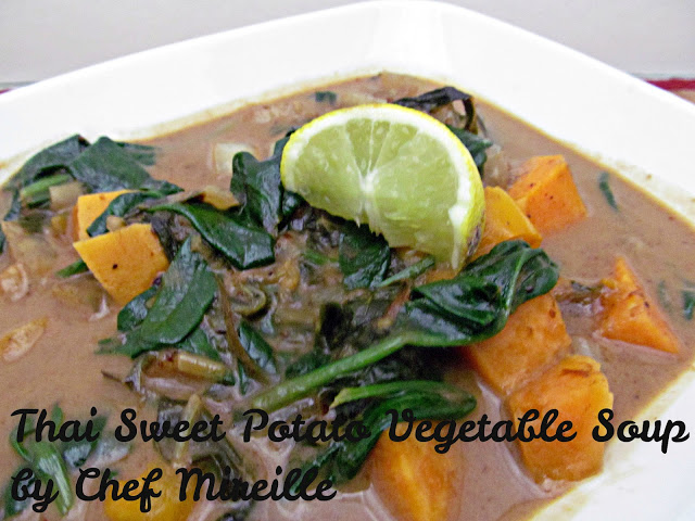 Penang Curry Vegetable Soup