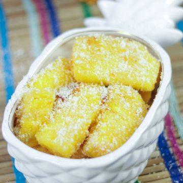 Thai Fried Pineapple Recipe