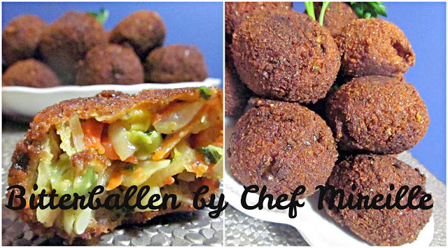 Dutch Vegetable Fritters