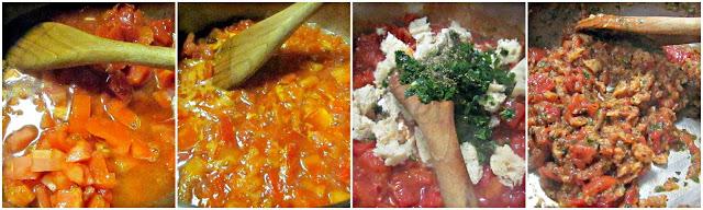 Tomato Bread Sauce