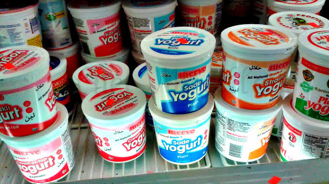 Balkan yogurt