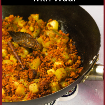 Bengali Bottle Gourd Curry