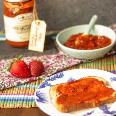 Mango Strawberry Jam