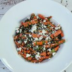Carrot Mung Bean Salad