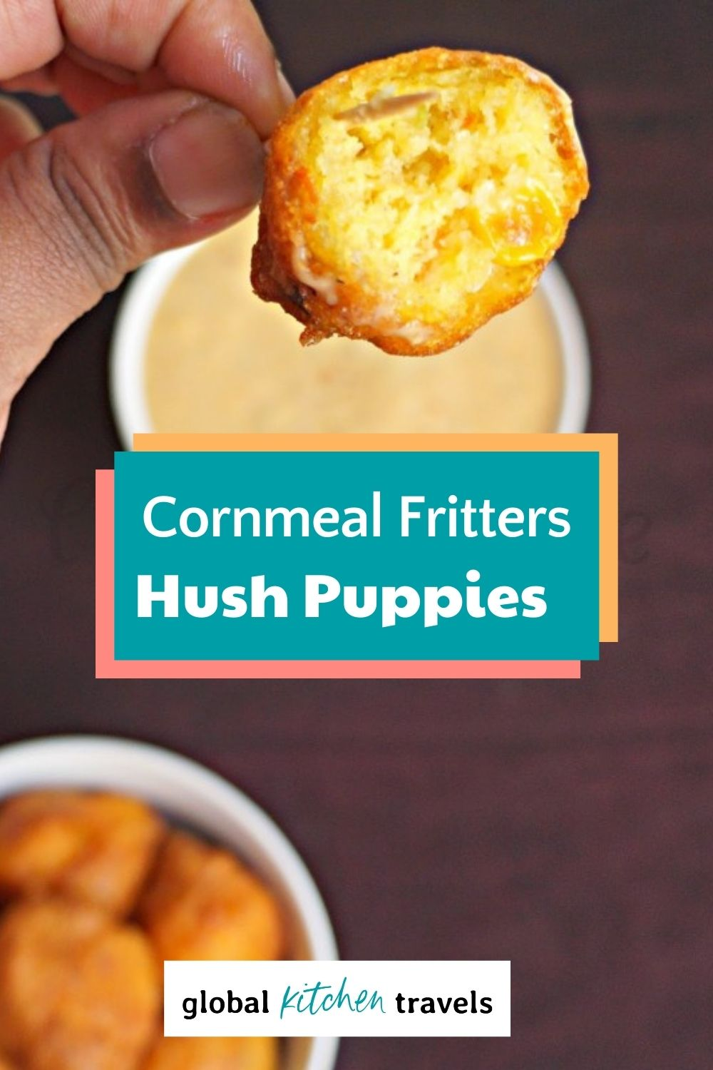 Hush Puppies & aioli with text
