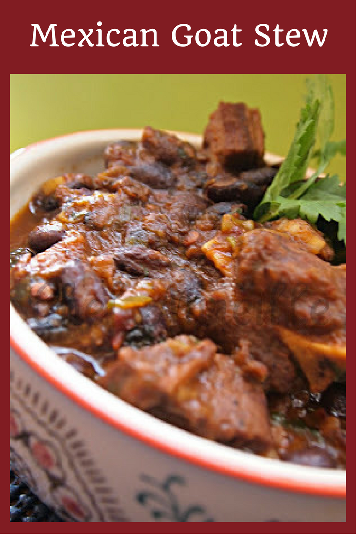 Mexican Goat Stew