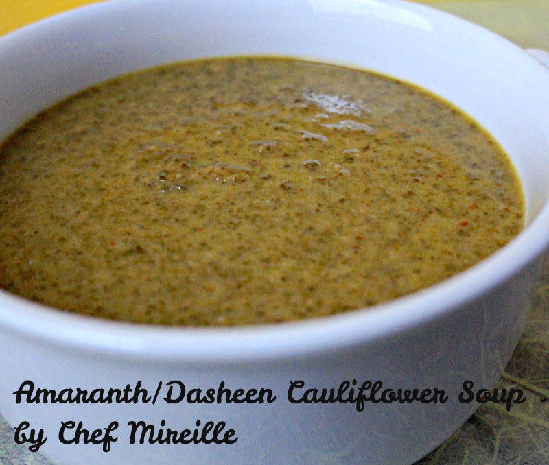 Dasheen Soup