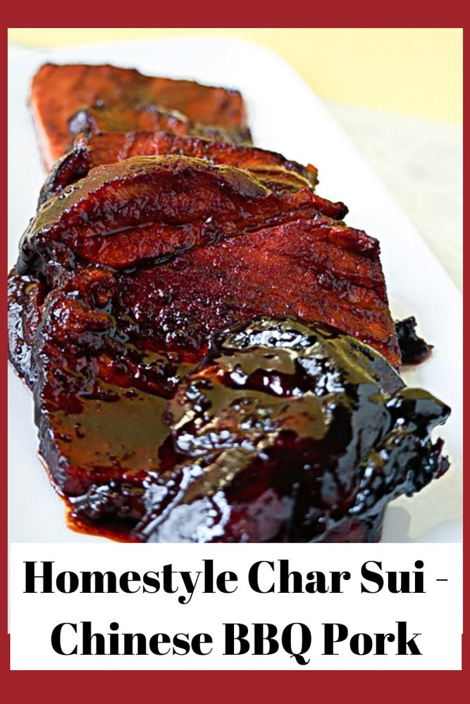 Char Sui...Chinese BBQ Pork