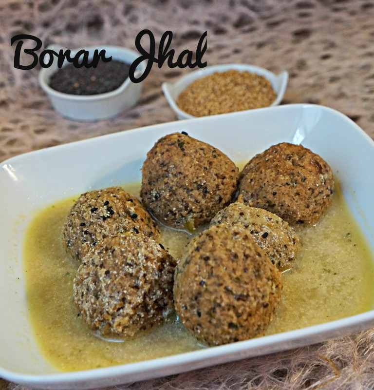 Bengali Mustard Curry