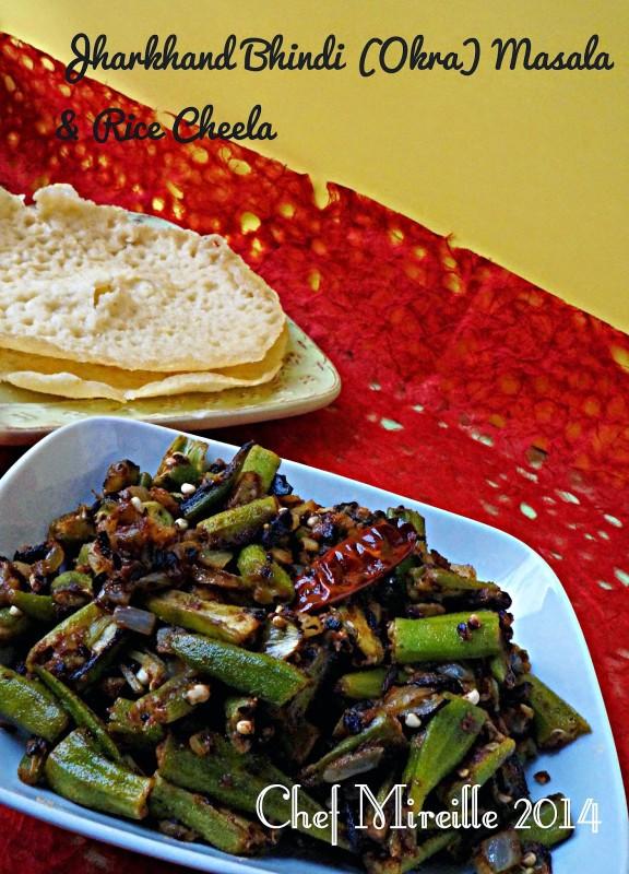 Rice Cheela, Rice Crepe, Indian Rice Crepe
