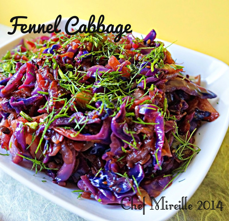 Fennel, Cabbage