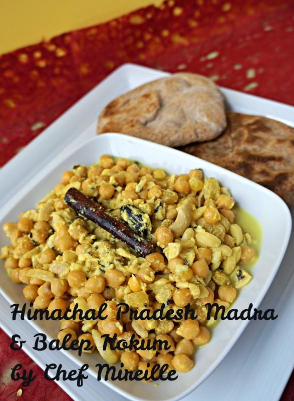Indian Food, Tibetan Food, Balep Kokum, Tibetan Bread