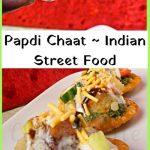 Papdi Chaat - Delhi Street Food