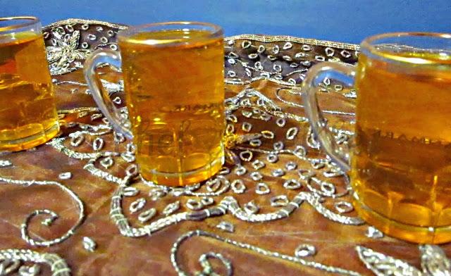 Kashmir Saffron Tea