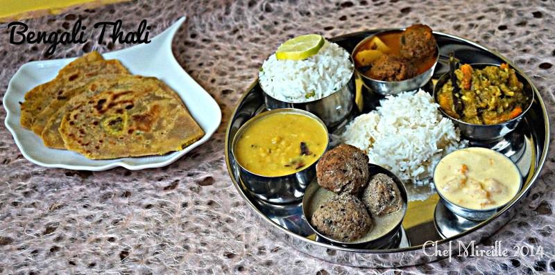 Non Vegetarian Thali, Indian Recipes