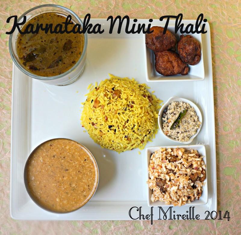 Mini Thali
