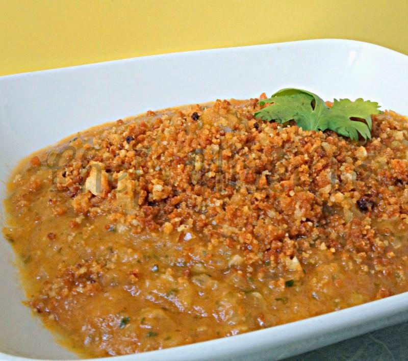Roasted Tomato Poda