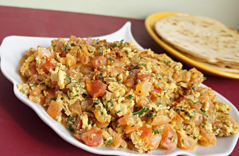 Tomato Egg Stew