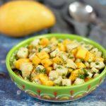 Smoked Paprika Mango Jicama Salad recipe