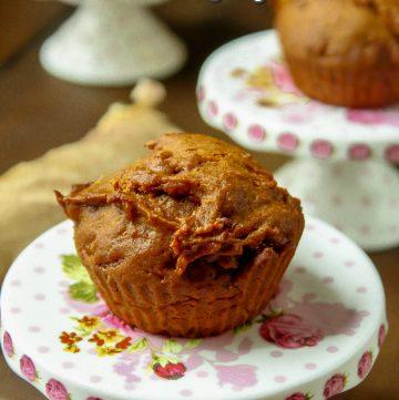 Yiyimbre Muffings - Panamanian Gingerbread