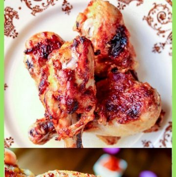 Harissa Roast Chicken + VIDEO