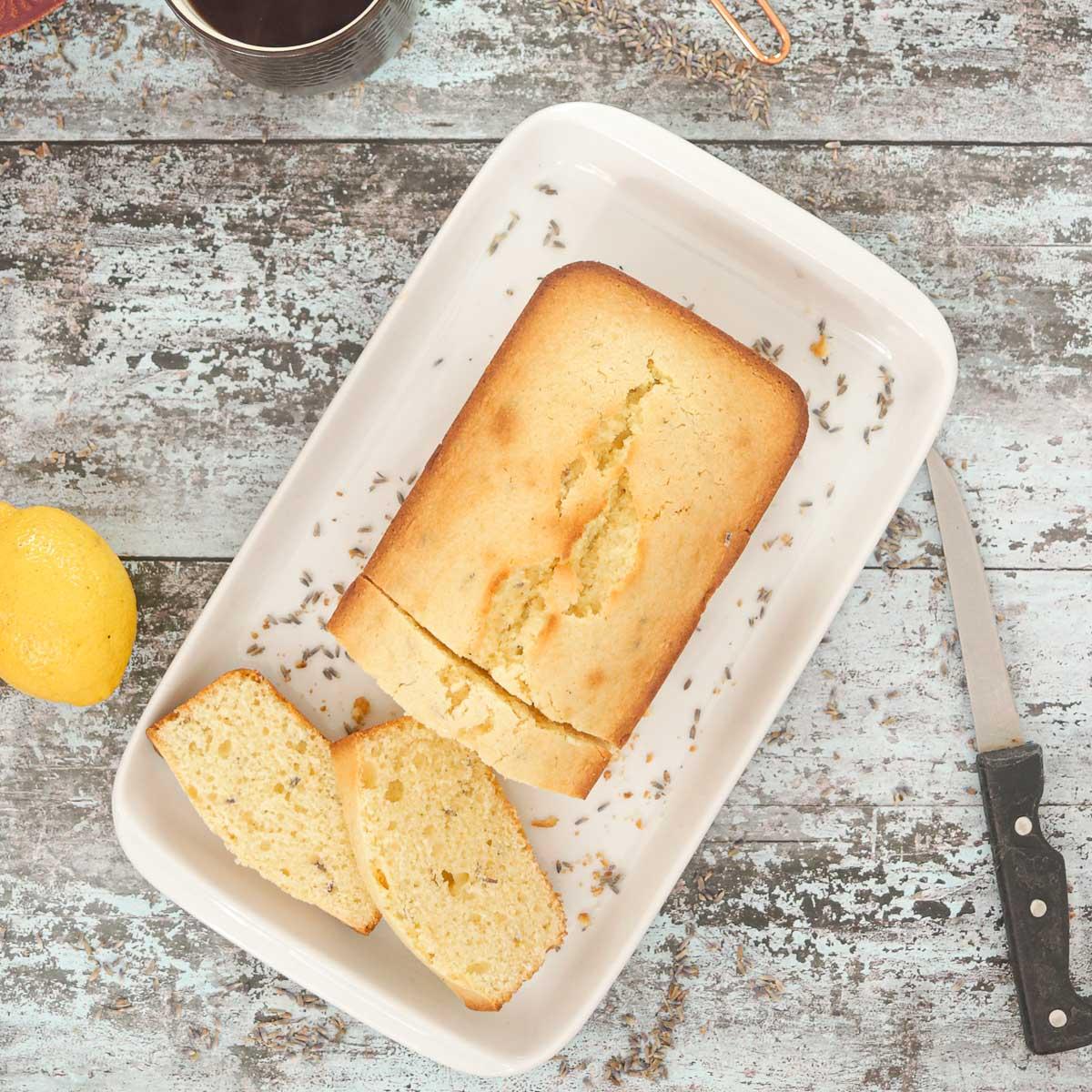 Lemon Loaf Global Kitchen Travels