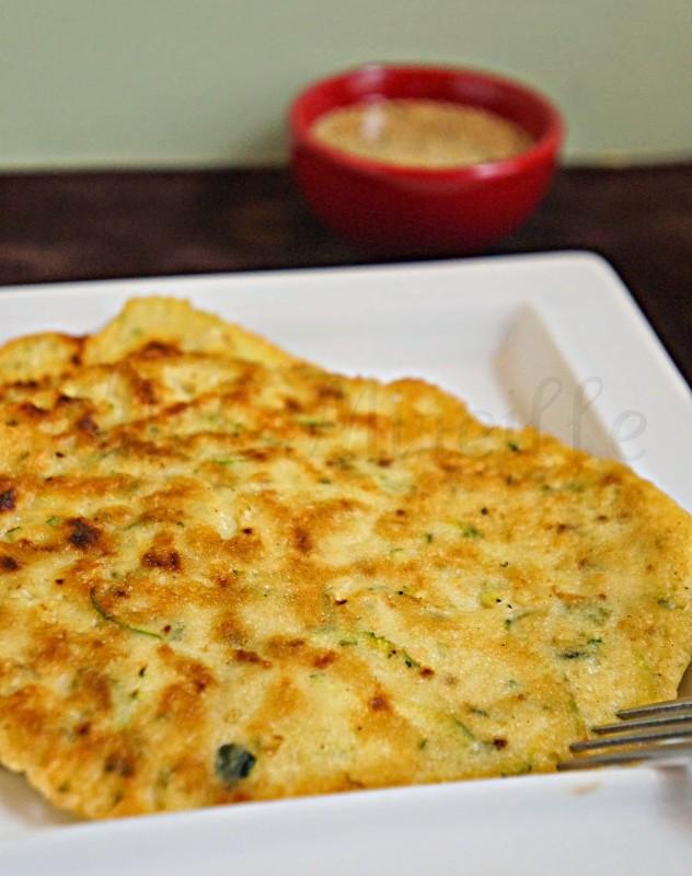 Aehobakjeon, Zucchini Pancakes