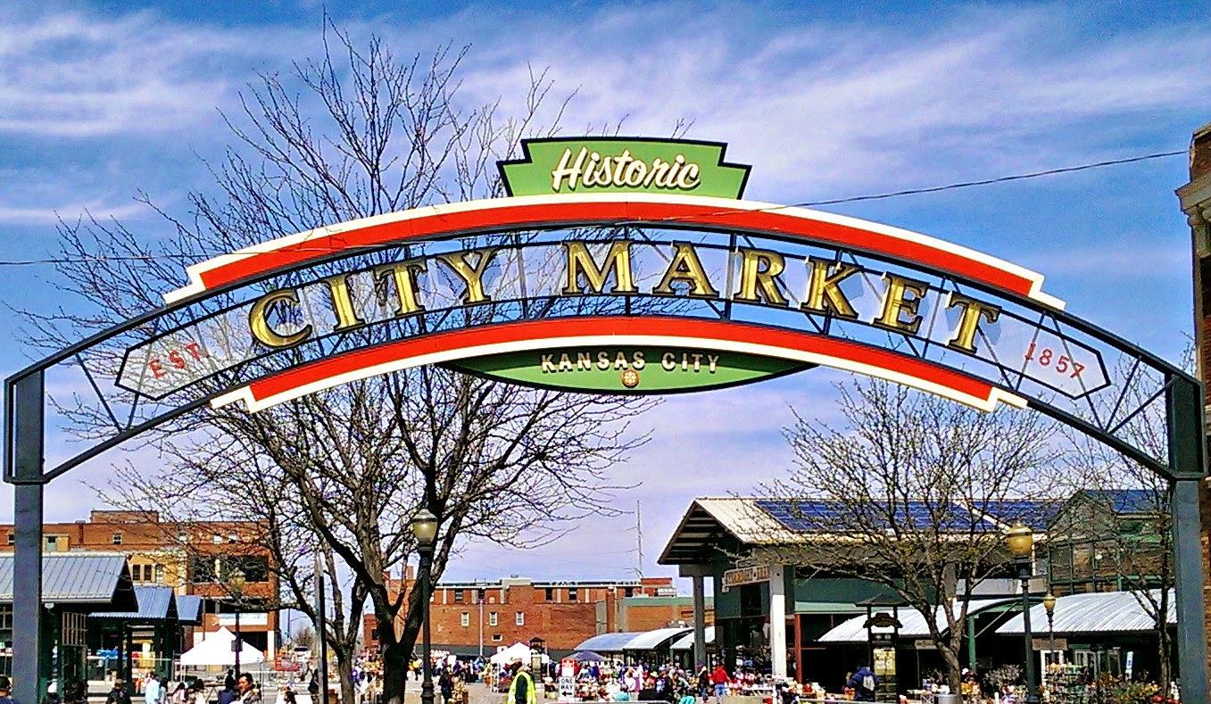 Kansas City – City Market – Spice Market & Farmer's Market