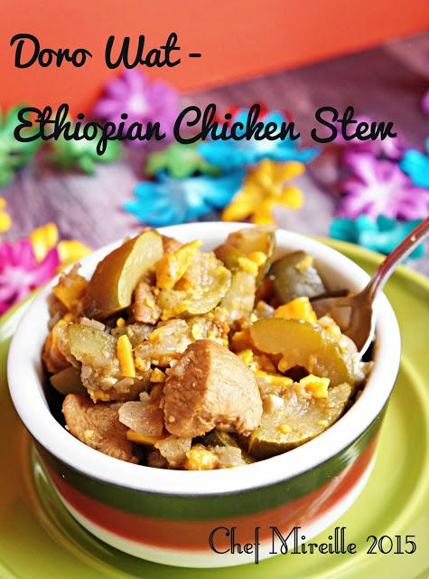 Ethiopian Doro Wat, Chicken Vegetable Stew, Ethiopian Chicken Stew