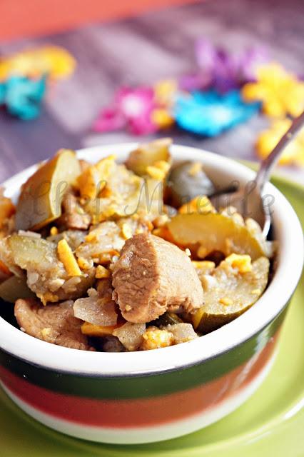Ethiopian Doro Wat, Chicken Vegetable Stew