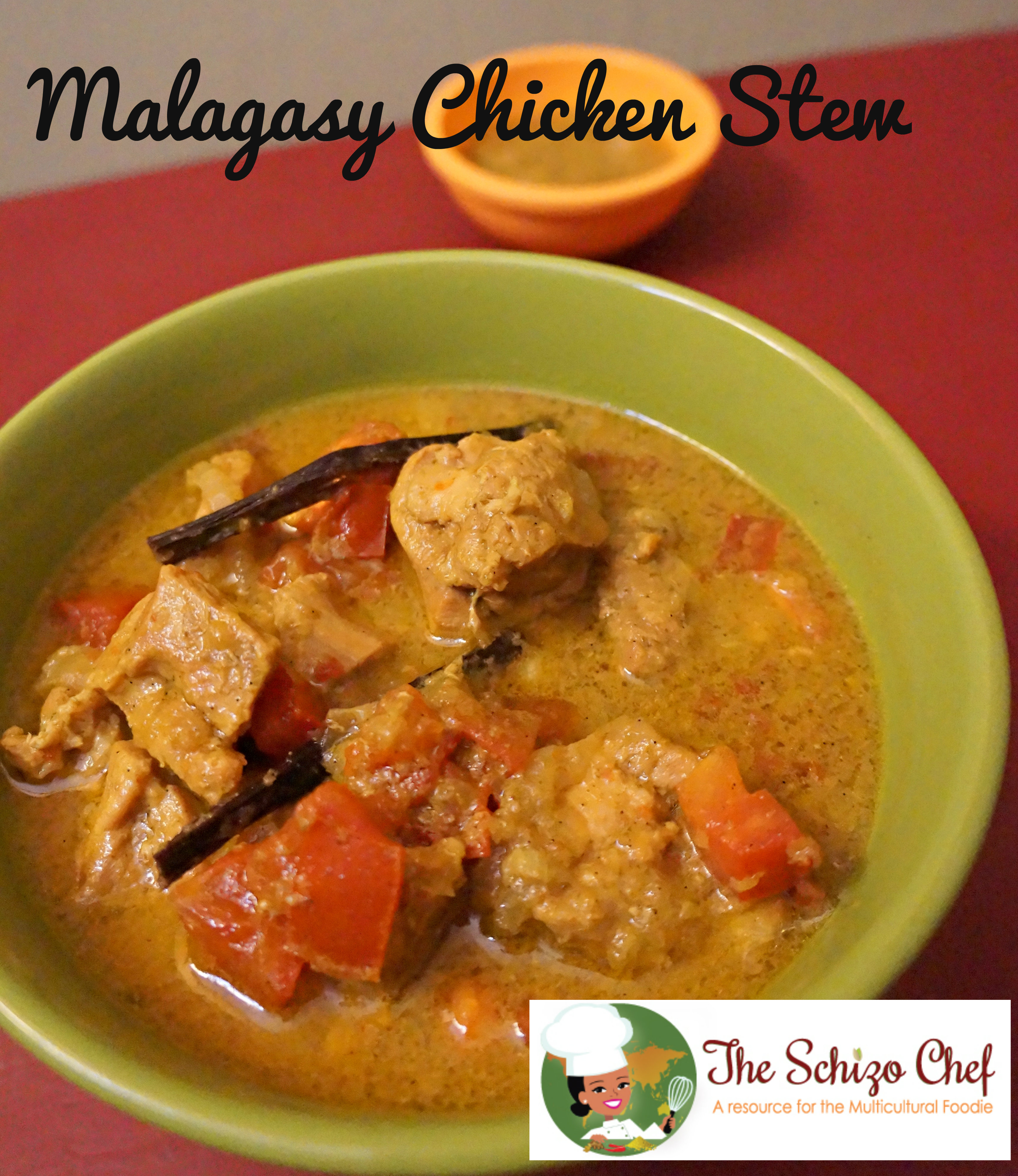 Malagasy Chicken Curry