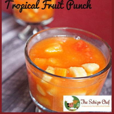 Come Y Bebe – Tropical Fruit Punch