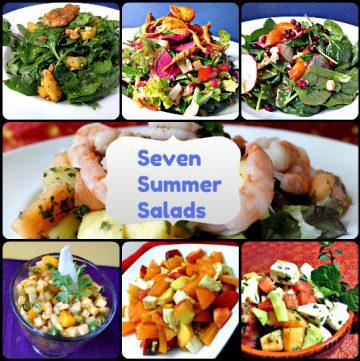 Summer Salads, Salad Recipes