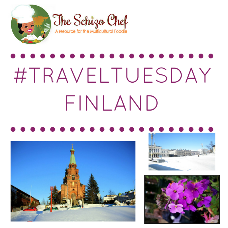 #TravelTuesday – Issue 10 – Tampere, Finland