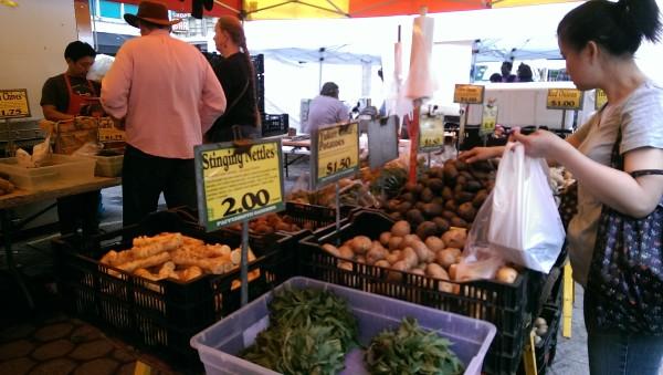Union Square Greenmarket, Farmers Market, Buy Local, Organic