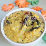 Green Mango Dal, Dal recipes, Mamikidaya Pappu, Pappu recipes