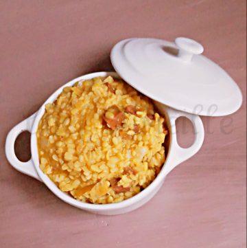 Chorizo Stew, Chorizo Mung Bean Stew, Spanish Beans