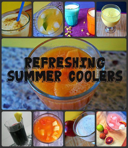 Drinks, Beverages, Lassi, Fruit Drinks