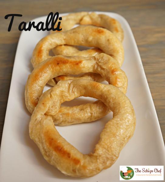 Taralli, Puglia, Bread