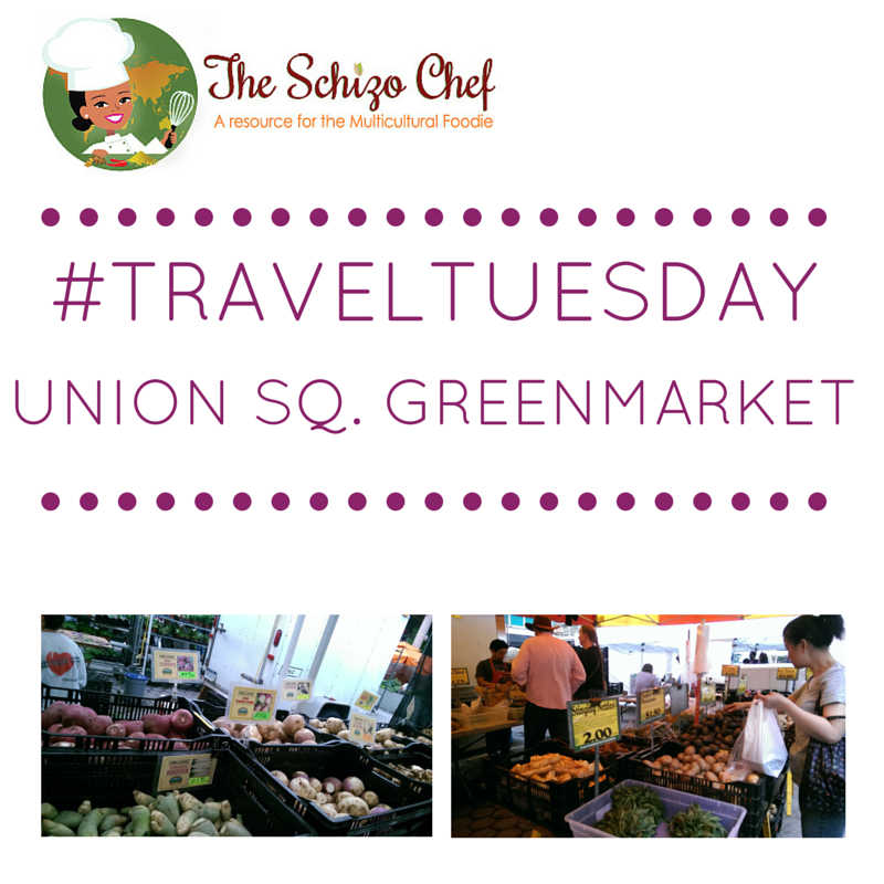 #TravelTuesday – Issue 12 – NYC – Union Square Greenmarket